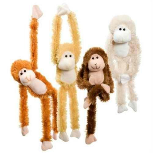 Hanging Monkeys for Children's Party