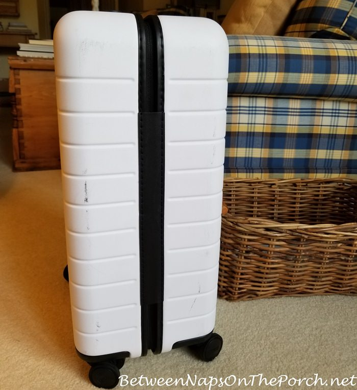 How to Clean Scuffs and Marks on Away Suitcase