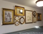 A Beautiful Way to Hang Pictures for a Balanced, Attractive Grouping