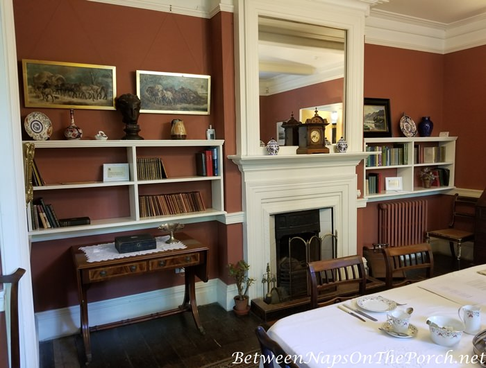 Thomas Hardy's Max Gate, Dining Room