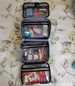 How I Replaced 3 Travel Toiletry Bags with 1 Awesome Hanging Bag
