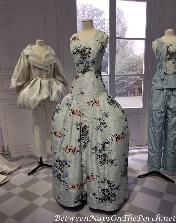 Christian Dior Exhibition, 2019, London England
