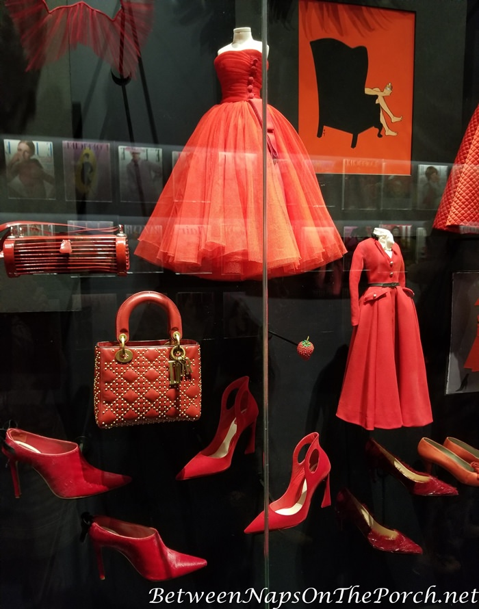 Christian Dior Exhibition, 2019, London England