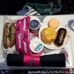 Having Mile High Tea at 38,000 Feet and Horrifying an Innocent Flight Attendant