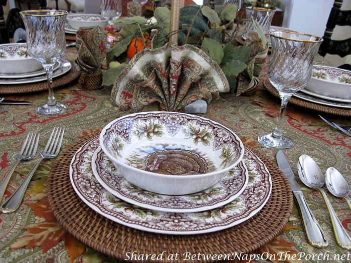 Thanksgiving Table Inspiration, Autumn-Fall Table Inspiration