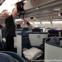 What's it like to fly Delta One