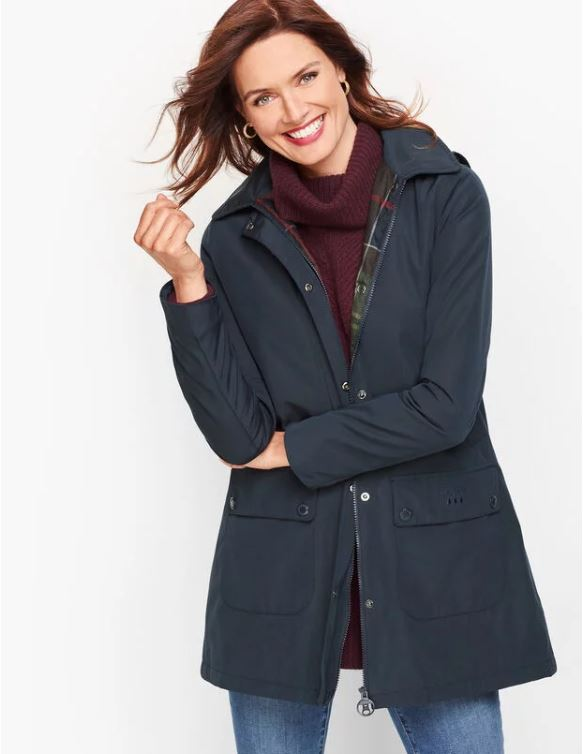 Barbour Brisk Coat