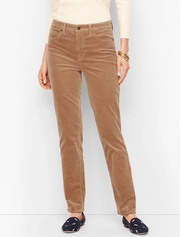 Corduroy Pants, Stretch