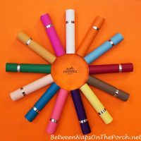 Hermes Perfume Atomizers, So Colorful