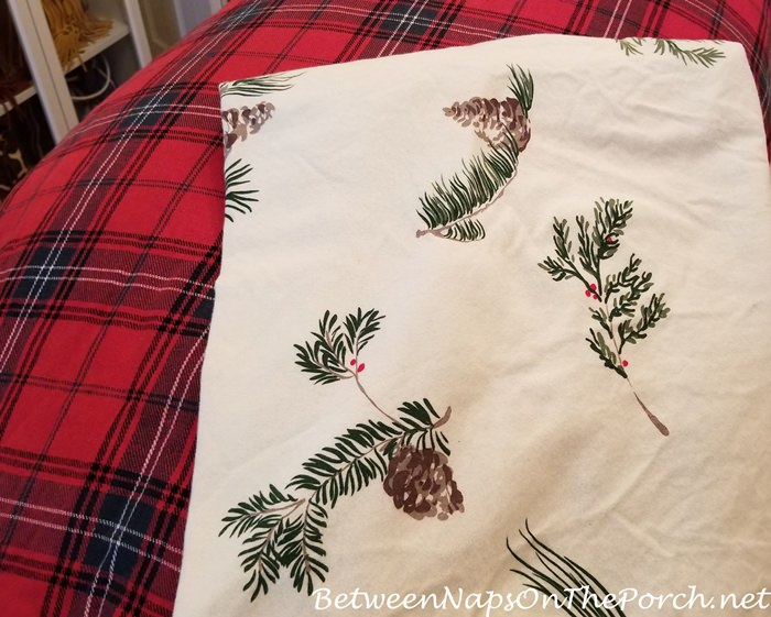 L.L. Bean Flannel Sheets for Fall and Winter Holidays