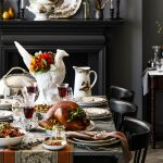 Halloween-Thanksgiving Dinnerware Shopping & What I Couldn't Leave Behind