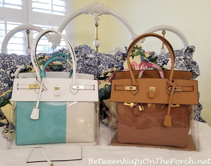 Protect Hermes Birkin or Kelly Bag During Travel with De Vesi Bag