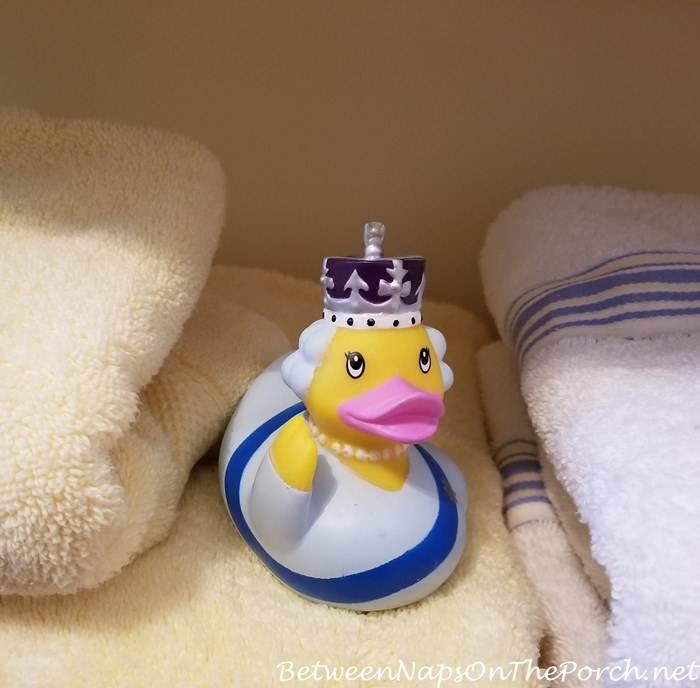 Queen Elizabeth Rubber Ducky
