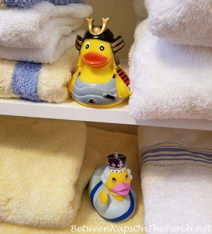 Samurai Rubber Ducky