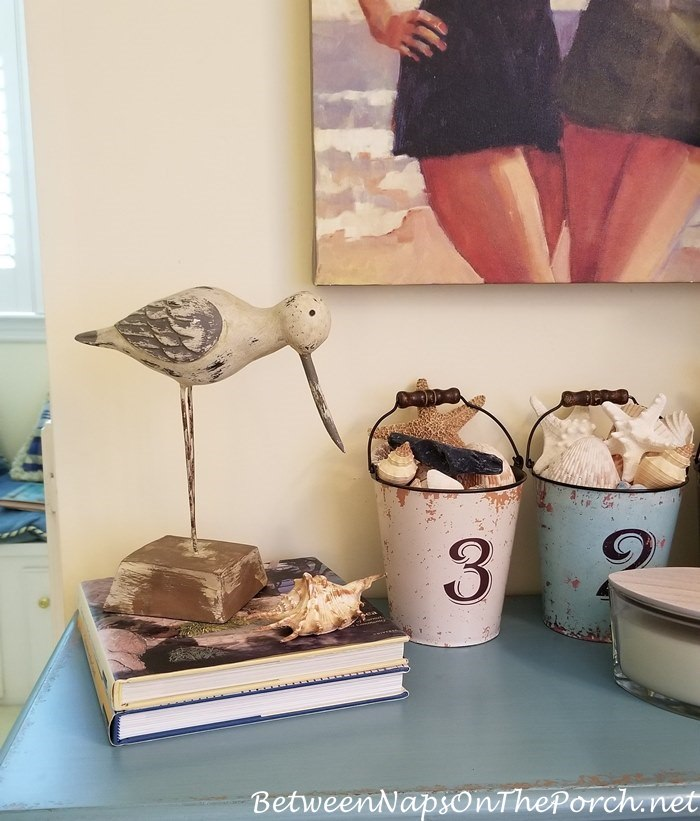 Shore Bird, Beach Cottage Room