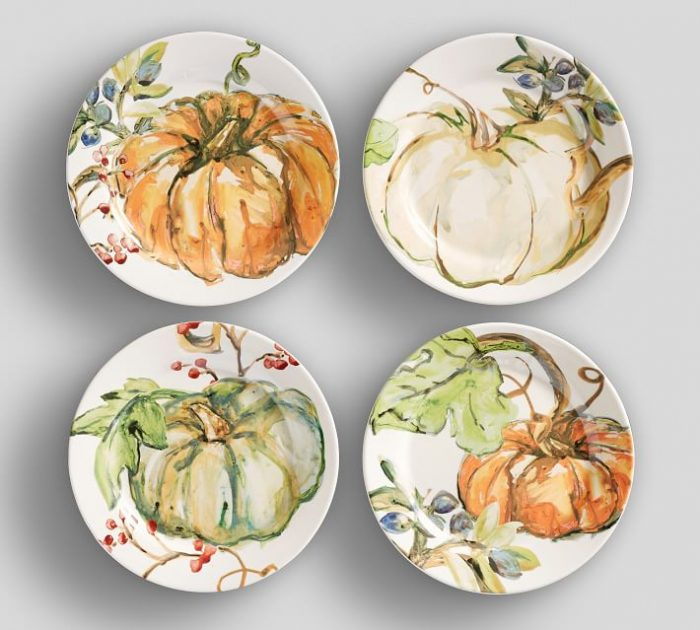 Halloween Thanksgiving Dinnerware Shopping Amp What I Couldn