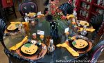 A Fun Halloween Table for Kids