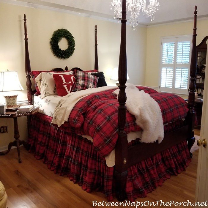 Tartan Bedding for Fall and Winter