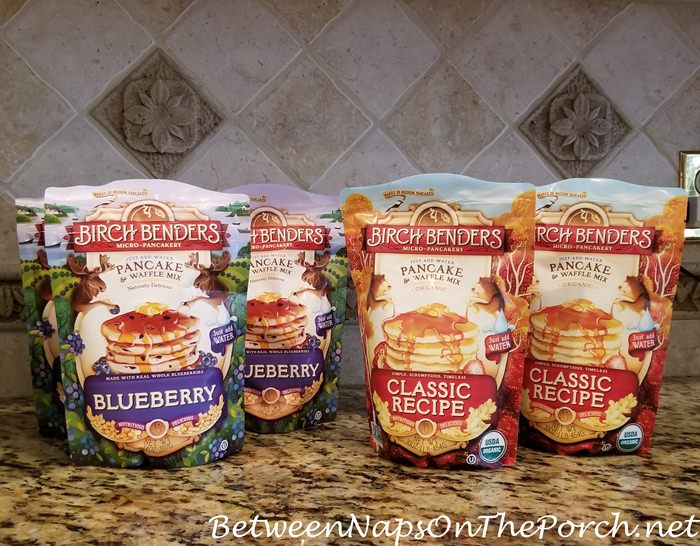 Birch Benders Pancake & Waffle Mixes