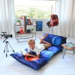Two Fun Sleeping-Bed Ideas for Visiting Children During the Holidays