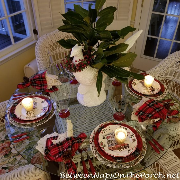 Candlelight Dining for Christmas, 2019