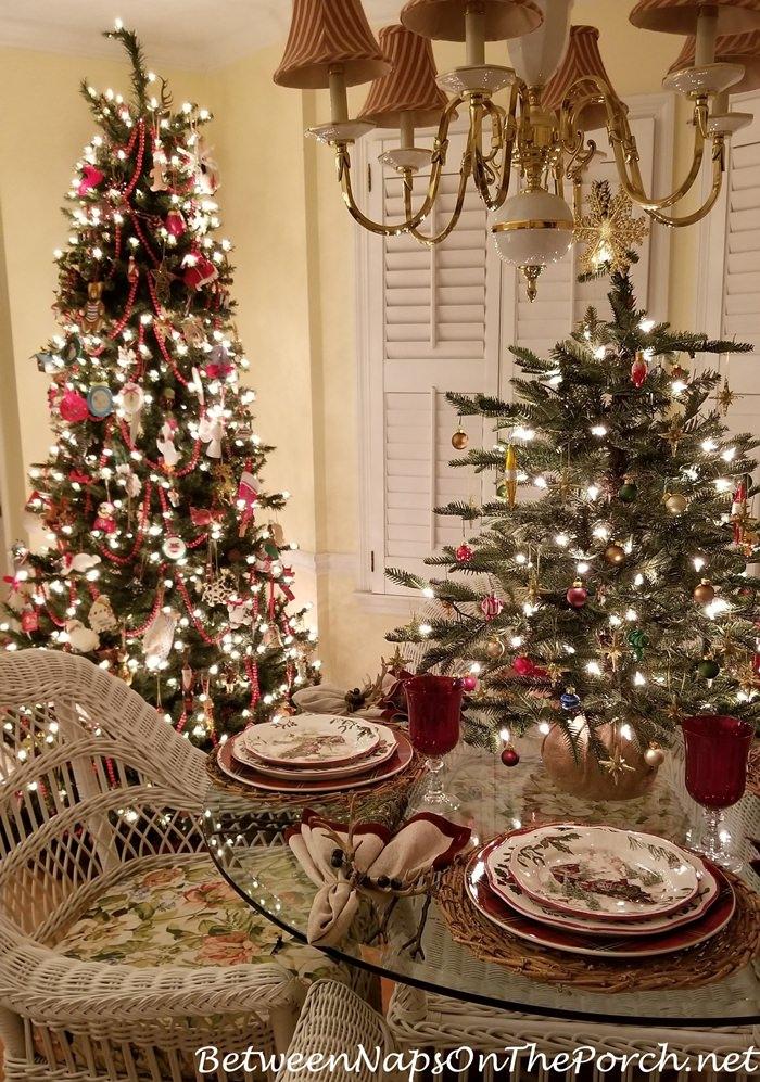Christmas Table Setting, 2020