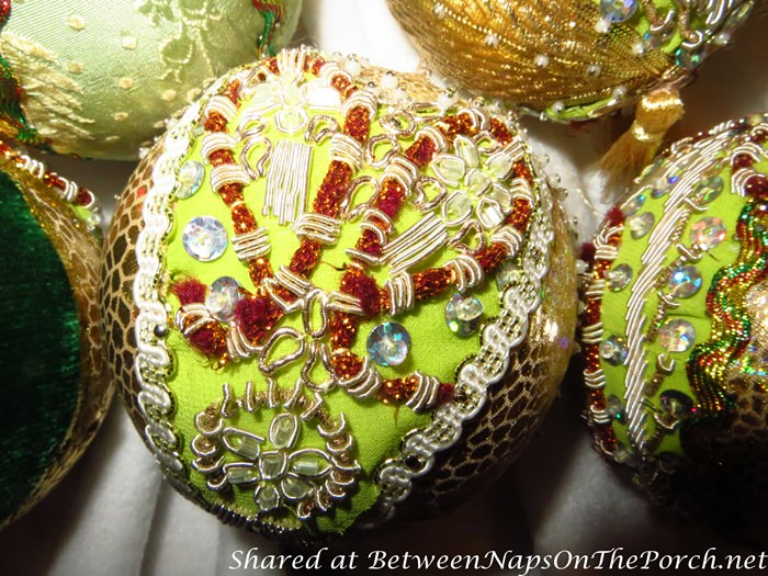 Home-made Ornaments for Christmas