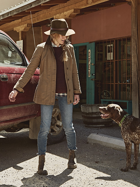 Best Orvis Barn Jacket
