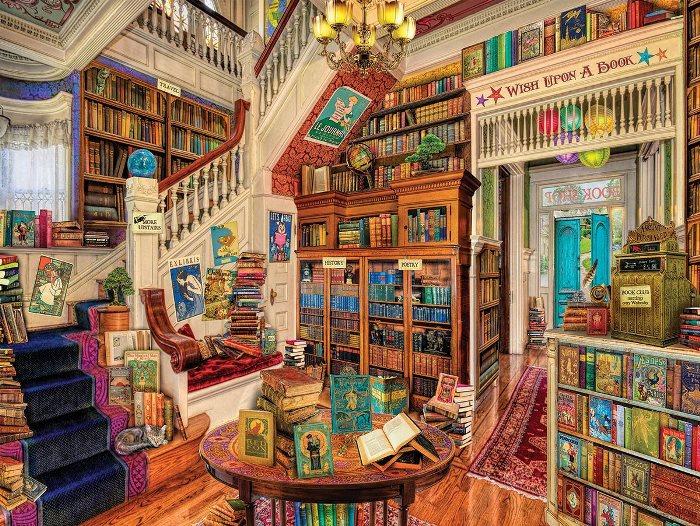 Book Store Puzzle