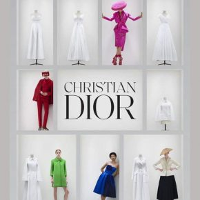 Christian Dior Book About Exhibition in the Victoria, Albert Museum, London 2019