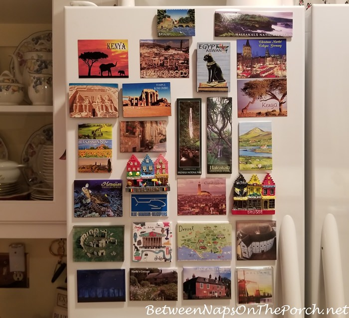 Magnets, Travel Souvenir