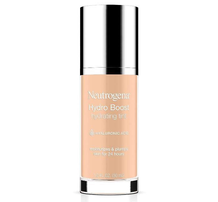 Neutrogena Hydro Boost Hydrating Tint, Light Foundation