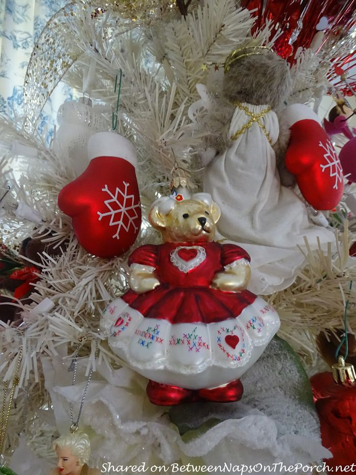 Valentine's Tree Ornament