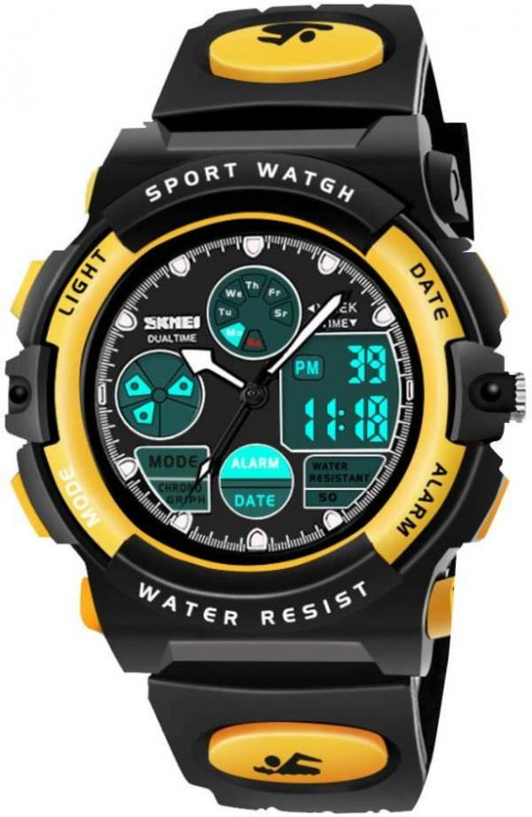 Waterproof Sports Watch for Kids