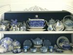 A Beautiful Blue & White Vintage and Antique Dish Collection