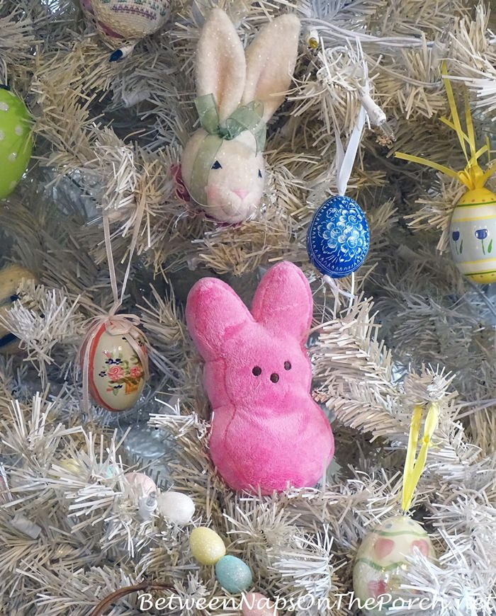 Decorations for Easter Tree