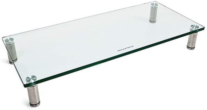 Glass Stand for monitor or CPU