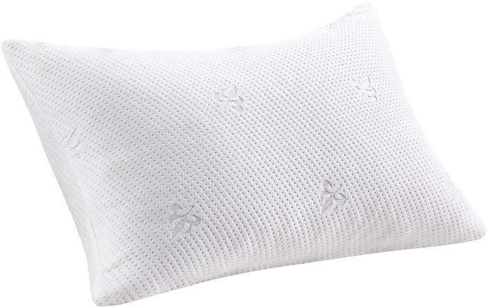 Love this Pillow for Back and Side Sleepers