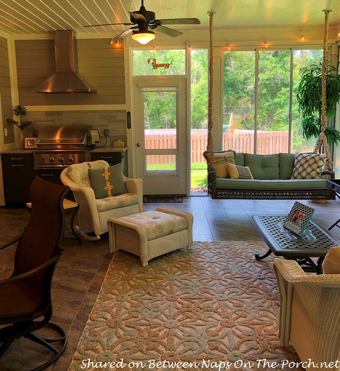Build a Screened Porch for Summer Fun