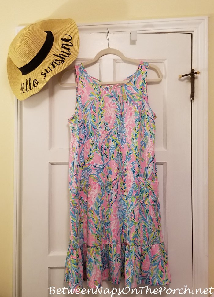 Lilly Swing Dress