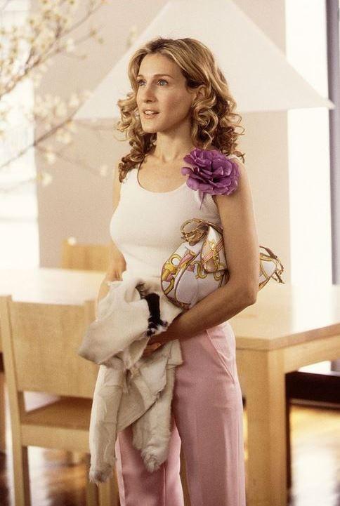 Sex and the City, Carrie Bradshaw, Dior Saddlebag