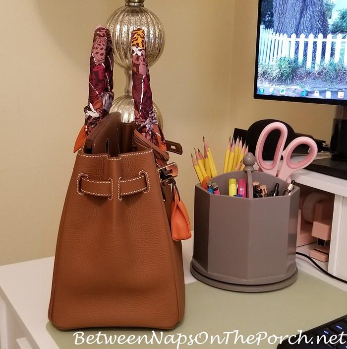 Best Bag Organizer for Hermes Birkin 30 Bag