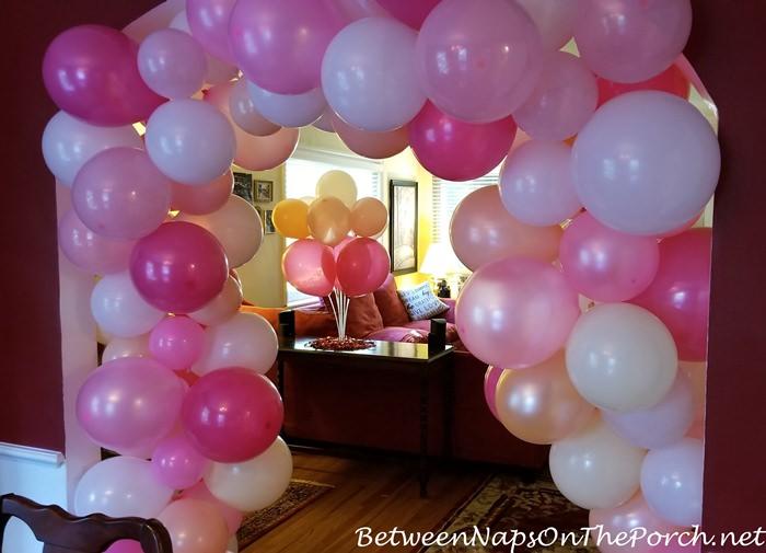 How to Make a Balloon Garland