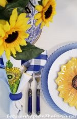 A Budget-Friendly Summer Table Setting