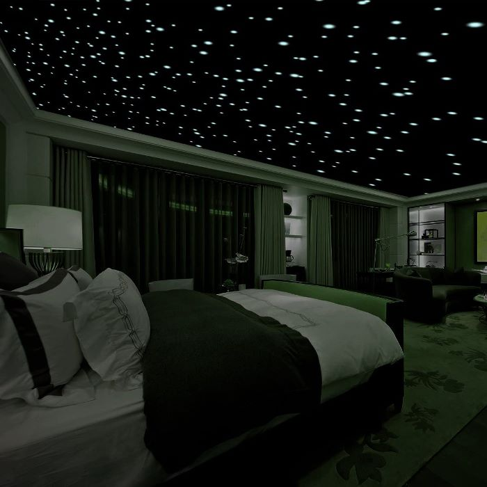 Create a Starry Sky for Bedroom