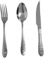 Nautical, Beach & Fish Themed Flatware: Perfect for a Beach House or Lake Home