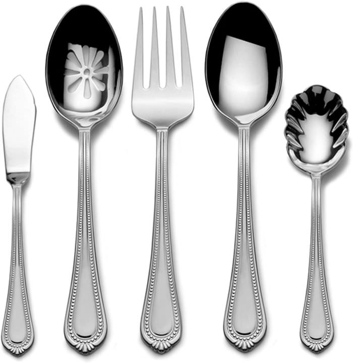 Mikasa Flatware, Service for 12, 18-10 Quality