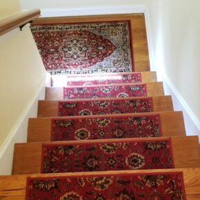 Add Style and Safety to Stairway Treads