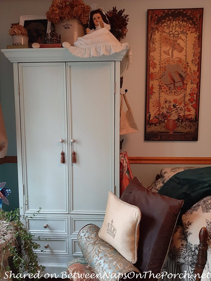 Armoire Make Over