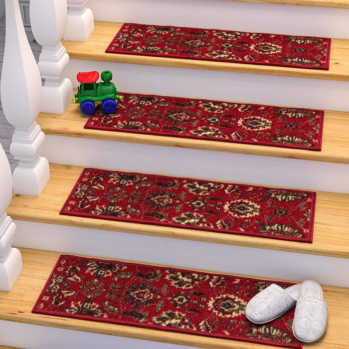 Staircase Carpet Treads